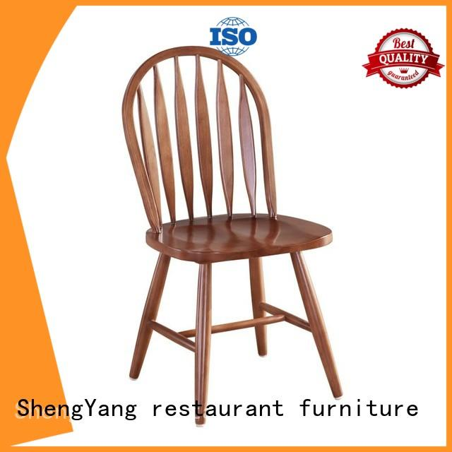 wooden kitchen chairs shop windsor ShengYang restaurant furniture Brand company