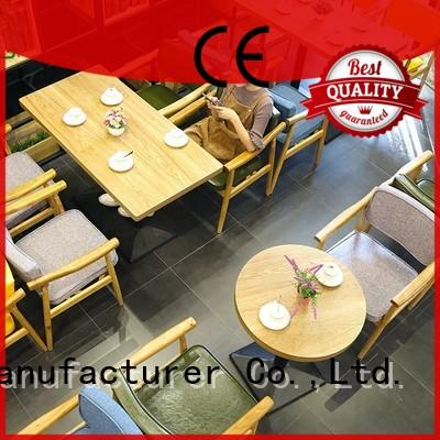 professional commercial furniture group115 overseas trader for coffee house