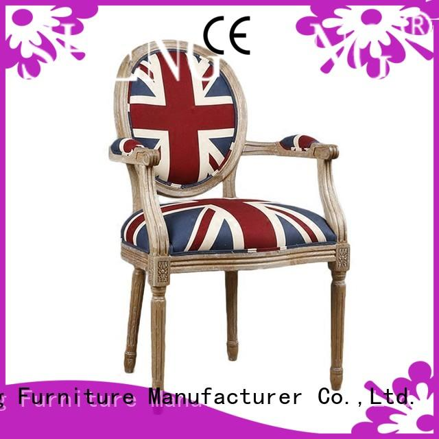 competitive price antique chairs dining series for restaurant
