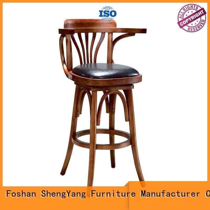 Custom ba001 bar stools ox metal counter stools