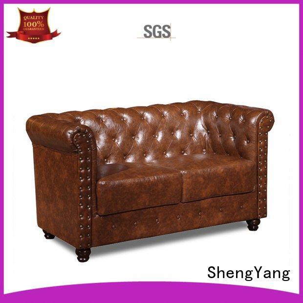 ShengYang sofa back contemporary corner shop