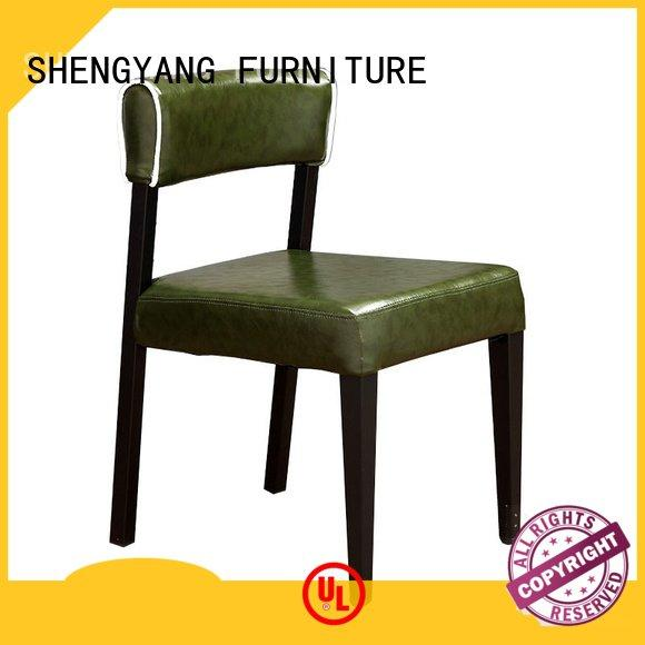 Hot metal kitchen chairs dining chair style ShengYang