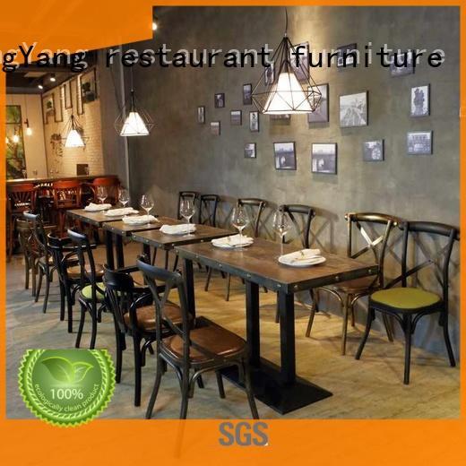 single restaurant furniture nostalgic snack ShengYang restaurant furniture company