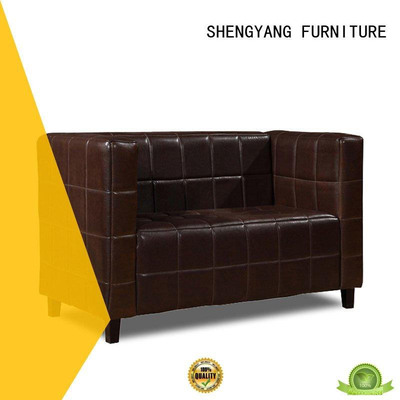 ShengYang Brand commercial seat sofa booth dining