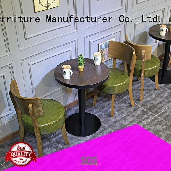 ShengYang restaurant furniture professional cafe furnishings international trader for coffee house