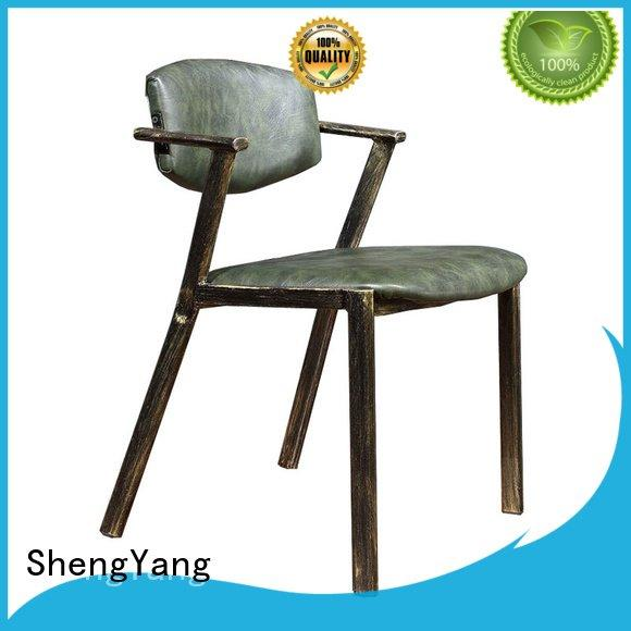metal kitchen chairs modern ShengYang Brand chair