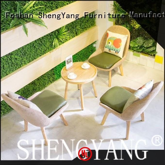 ShengYang restaurant furniture group115 custom furniture international trader for restaurant