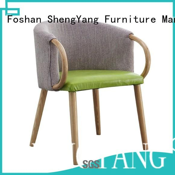 ShengYang restaurant furniture ca029 bistro chairs exporter for refectory