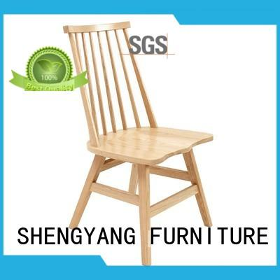 chair design wood wooden kitchen chairs ShengYang restaurant furniture manufacture