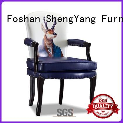 ShengYang restaurant furniture competitive price industria chairs design for coffee house