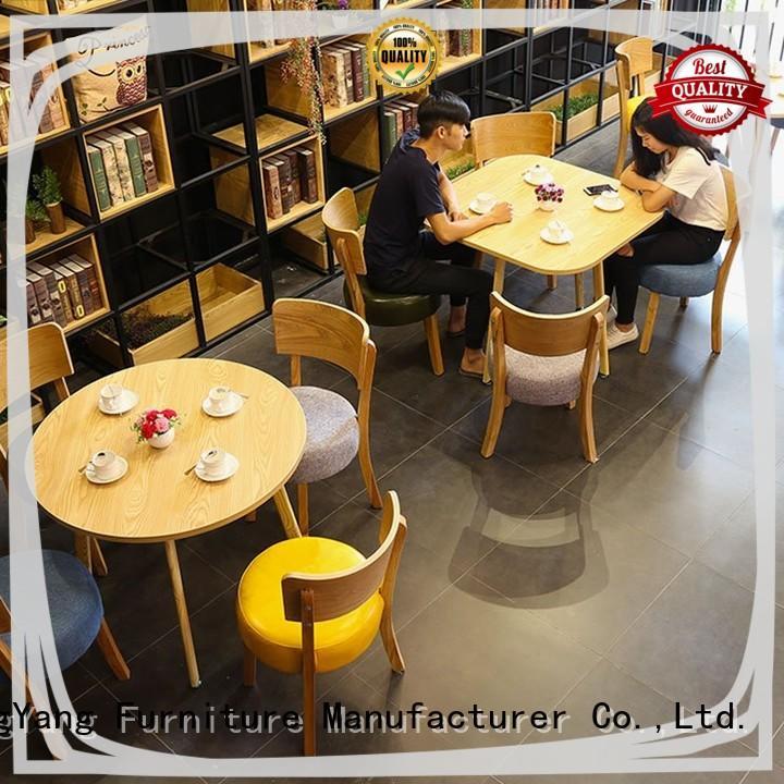 ShengYang restaurant furniture ox rustic furniture international trader for restaurant